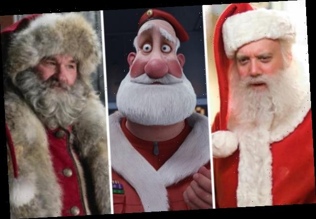10 Great Movie Santas, from Kurt Russell to Paul Giamatti (Photos)