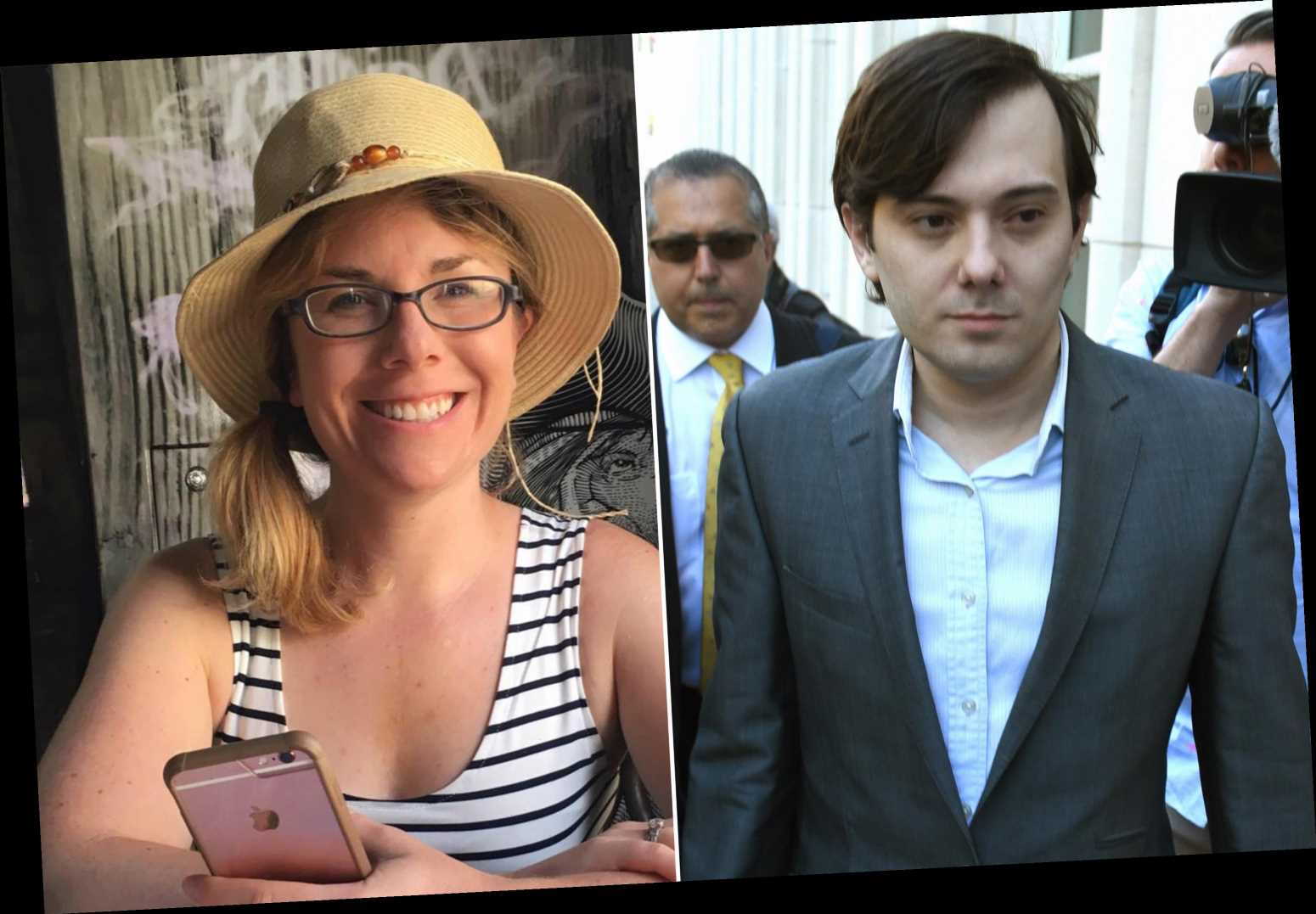 Reporter who fell for Martin Shkreli defends herself on Twitter, hails him as COVID hero