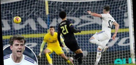 Leeds 5 Newcastle 2: Jack Harrison stunner completes comeback as Marcelo Bielsa's side romp past Toon at Elland Road