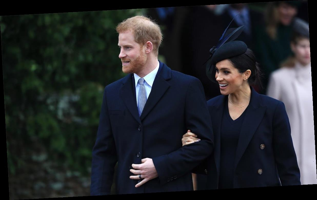 Prince Harry and Meghan Markle broke with Christmas card tradition this year