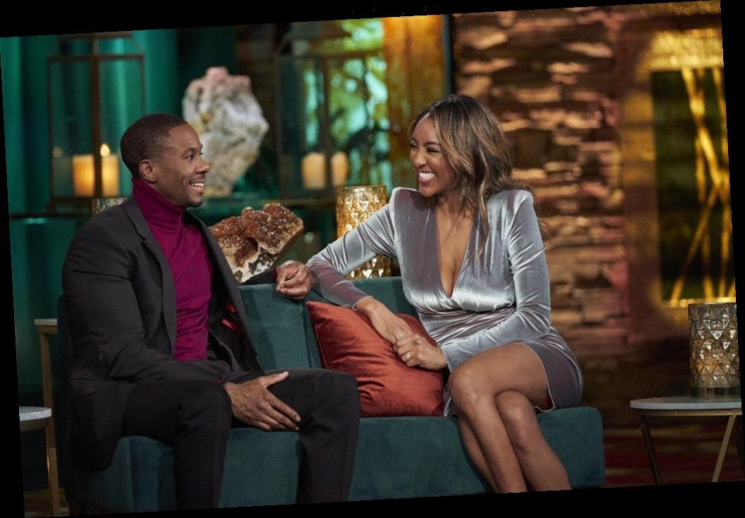 'The Bachelorette': Tayshia Adams Said the Idea of Getting Married Again Stressed Her out