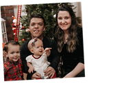 """Tori Roloff Discovers """"Christmas Magic"""" Amid Ongoing Pandemic"""