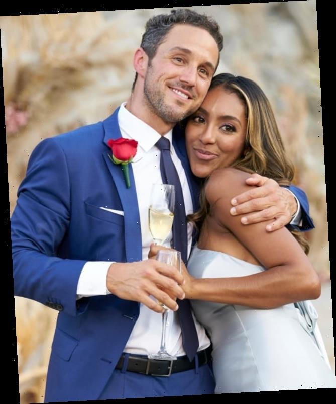 Tayshia Adams and Zac Clark: Big Wedding on the Way!