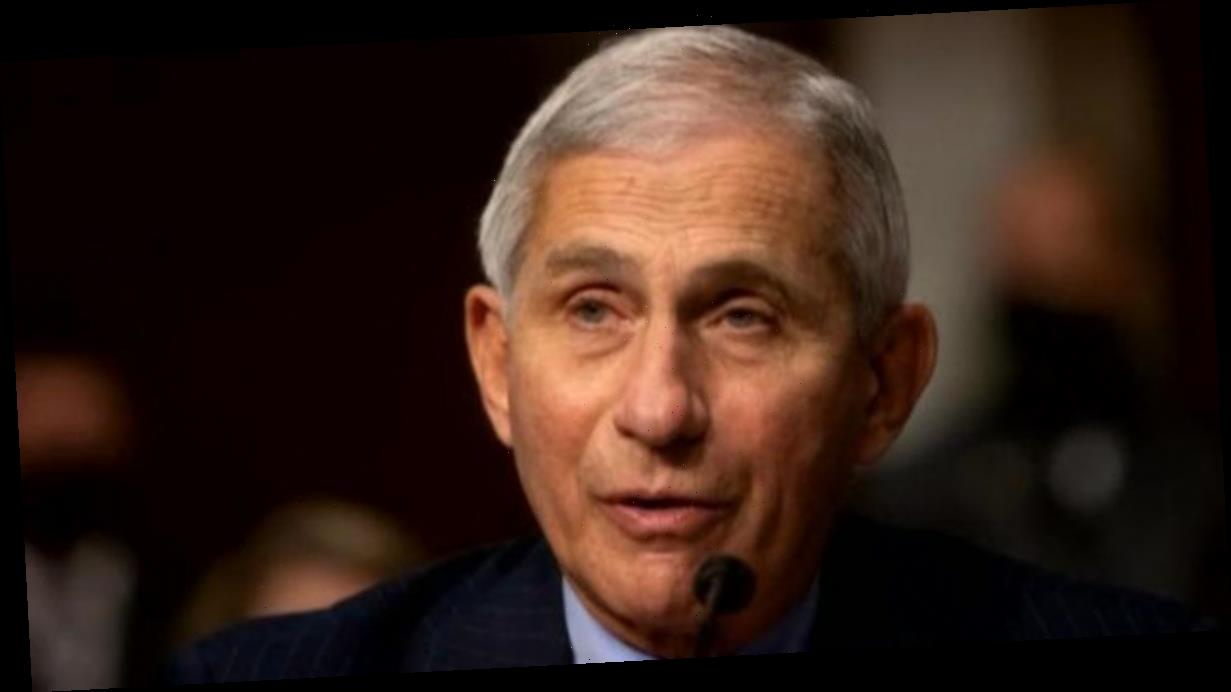 "Fauci walks back U.K. ""rushed"" vaccine approval comments, says he will continue role under Biden"