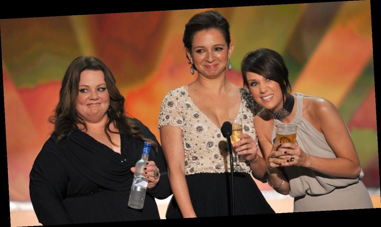 Melissa McCarthy Says 'Bridesmaids' Originally Had a Strip Club Scene