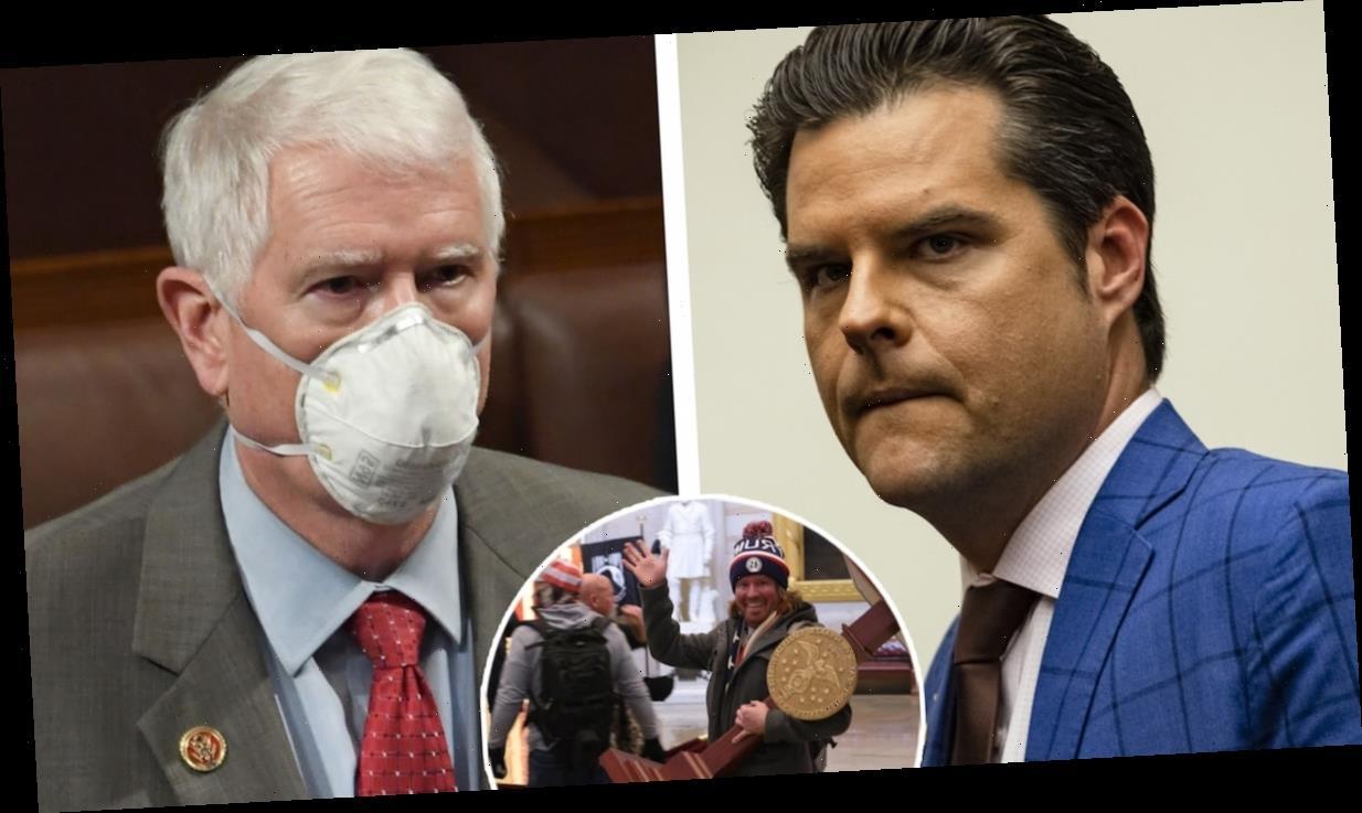 Congressmen Claim Antifa Involvement in Capitol Siege