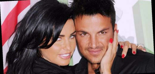 Peter Andre hints he had 'mid-life crisis' during years married to Katie Price