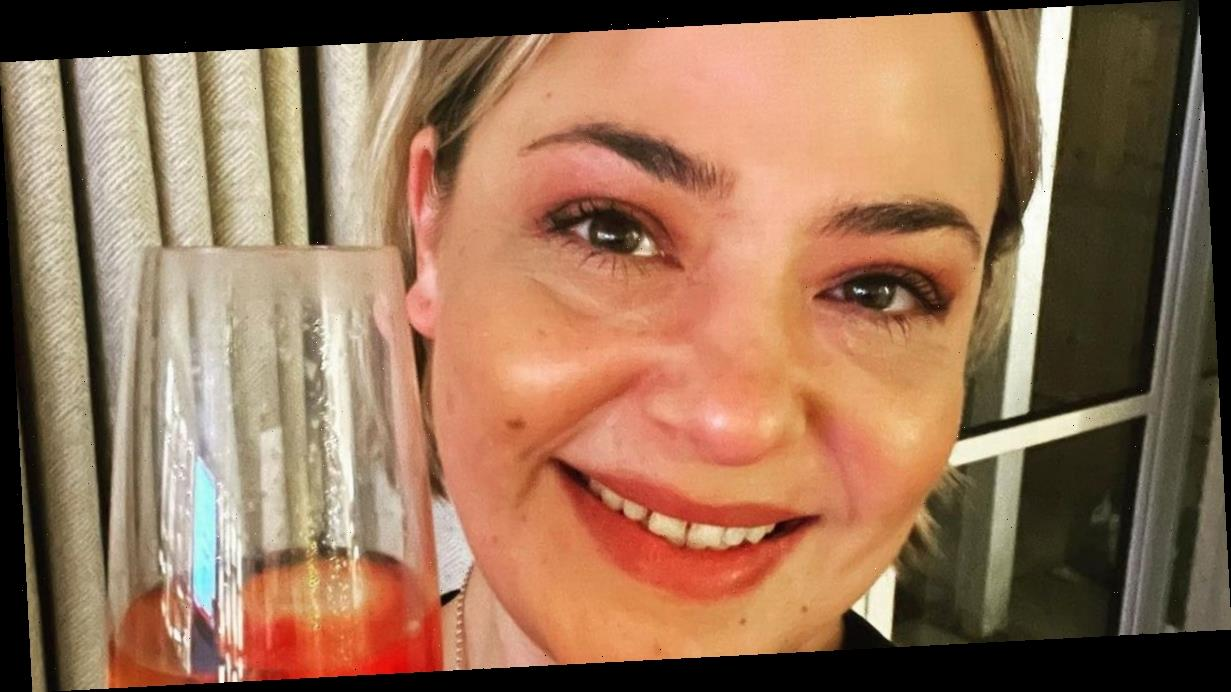 Lisa Armstrong is 'over' Ant McPartlin and 'finally at peace with his engagement to Anne-Marie Corbett'