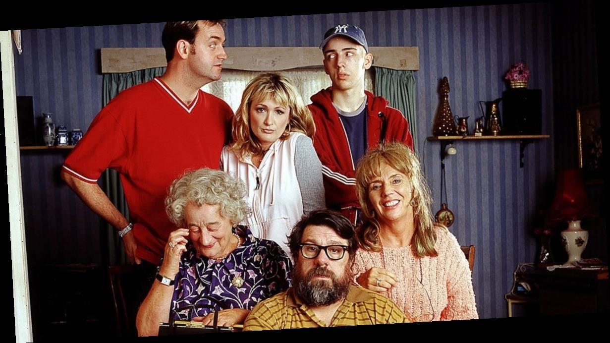 The Royle Family issued with a 'woke' discriminatory language warning by the BBC