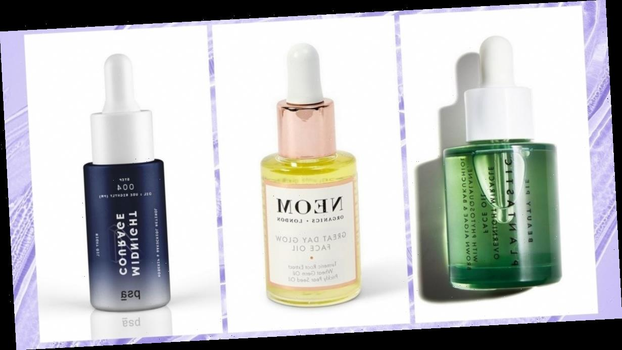 The eight best facial oils for nourishing your dry skin this winter