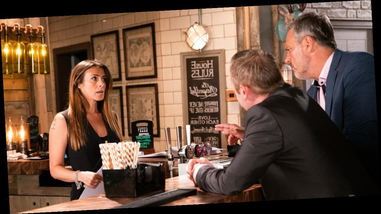 Coronation Street's Kym Marsh teases return to hit ITV soap as Michelle Connor