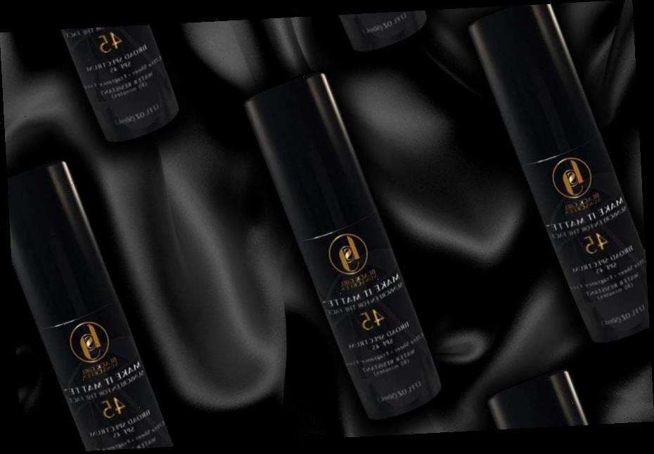 Black Girl Sunscreen Just Launched Its First Matte Formula