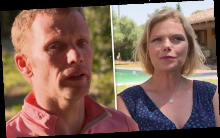 A New Life in the Sun couple on 'heart-wrenching' problem as they launch new business