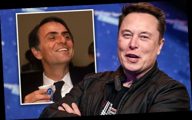 Elon Musk 'has revived' Carl Sagan's dream of colonising the stars, says Michio Kaku