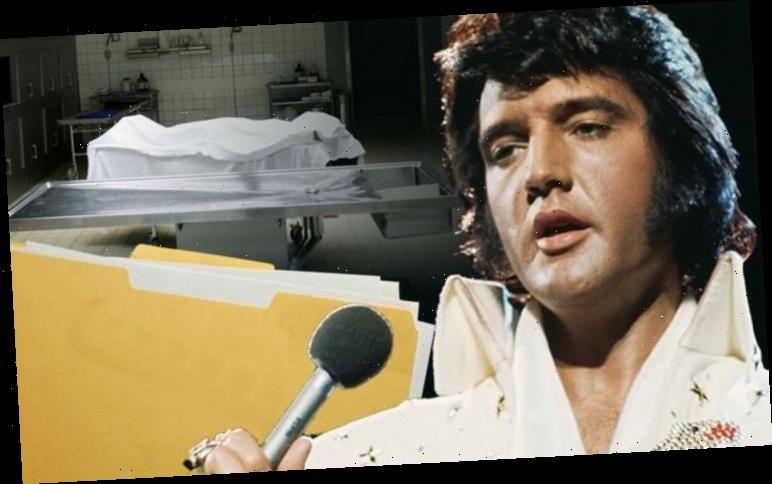 Elvis Presley autopsy: Major row over King's cause of death sparked before mystery report