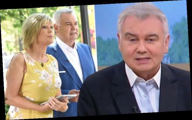 Eamonn Holmes says Ruth didn't want him to join This Morning as pair prefer to work apart