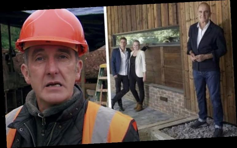 Kevin McCloud clashes with Grand Designs couple over building plans 'fisticuff moment'