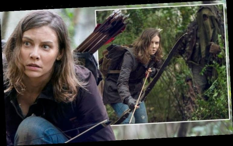 The Walking Dead season 10: Fans fear for Maggie after mystery figure spotted in promo