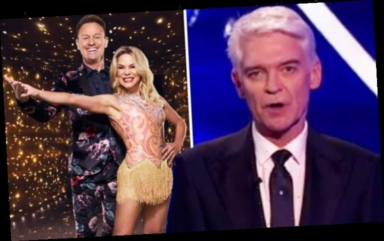 Phillip Schofield gets call from 'frightened' Jason Donovan before Dancing On Ice debut