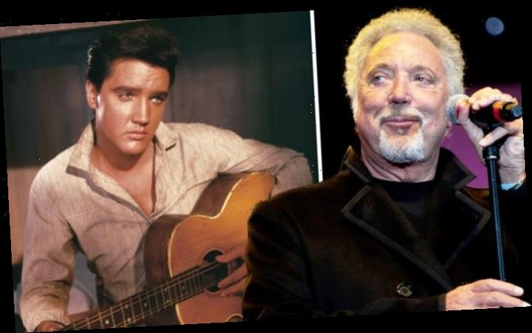 Elvis Presley stunned 'good friend' Sir Tom Jones by singing his own song back to him