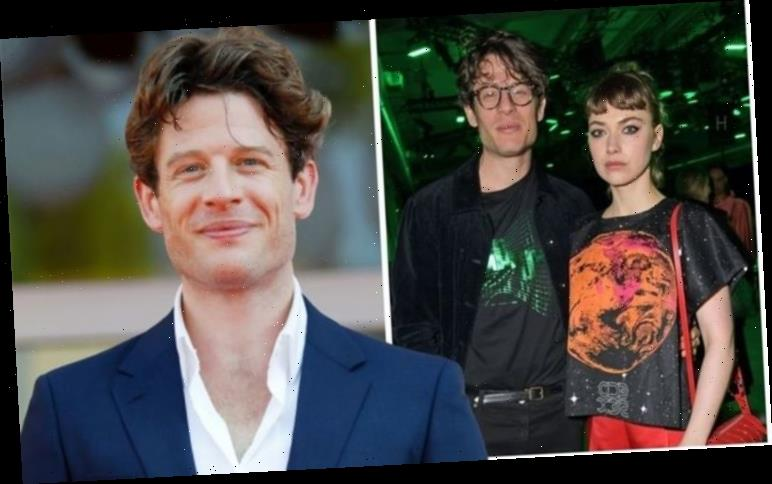 James Norton wife: Is the actor married? Inside the actor's love life with Imogen Poots