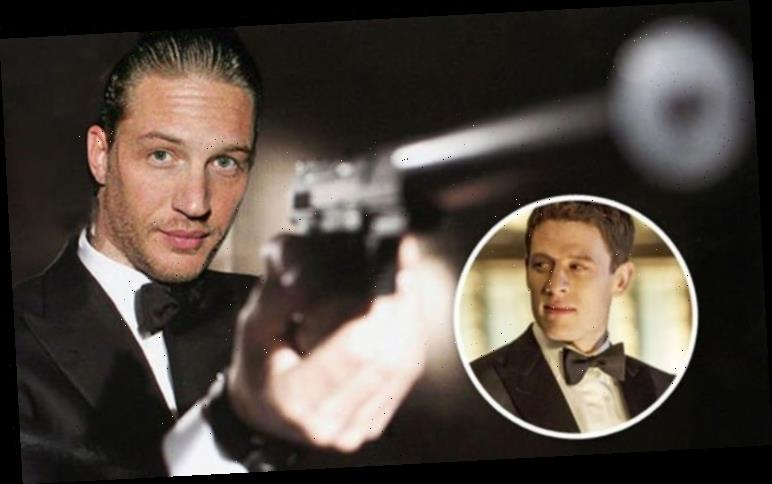 Next James Bond odds: Tom Hardy and James Norton joint 'in tight two-horse race'