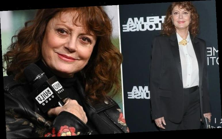 Susan Sarandon health: Actress says she is