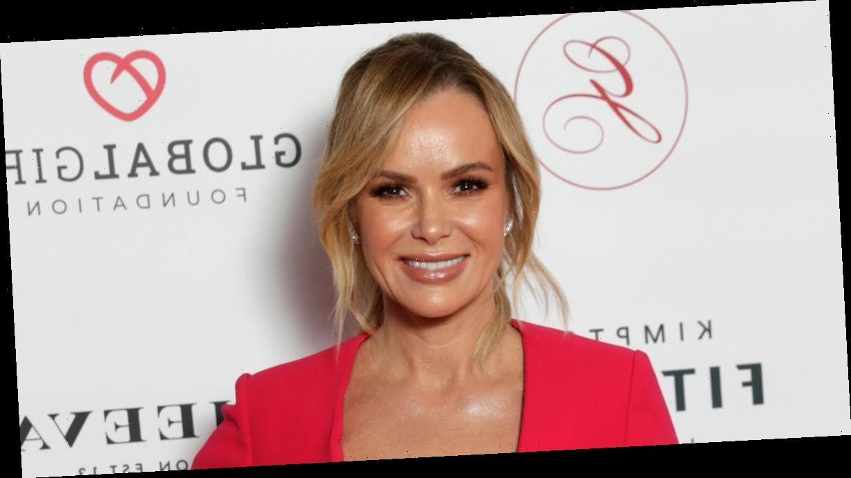 Amanda Holden 'delighted' that BGT has been postponed amid growing Covid cases