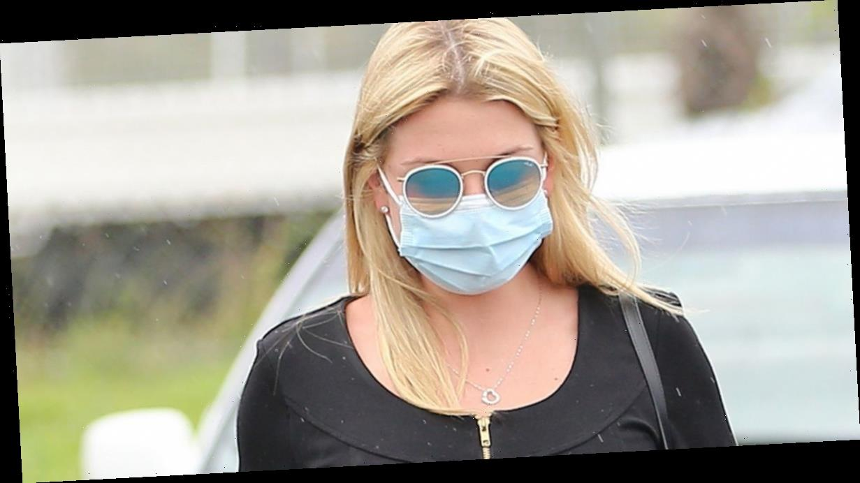 Love Island's Zara Holland flies from Barbados and leaves beau behind after fine