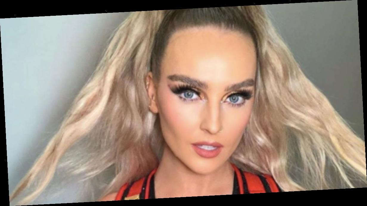 Little Mix's Perrie Edwards opens up on having zero motivation during lockdown and missing fans