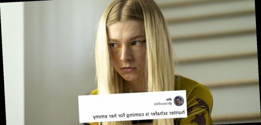 These Tweets About Jules' 'Euphoria' Special Are Demanding An Emmy For Hunter Schafer