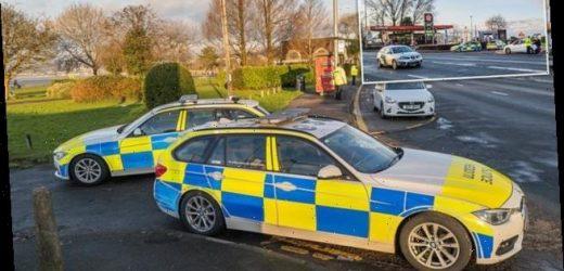 Police in Swansea stop vehicles in crackdown on non-essential journeys