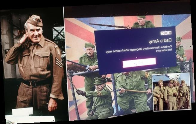 BBC appears to breach its own racism rules with Dad's Army episode