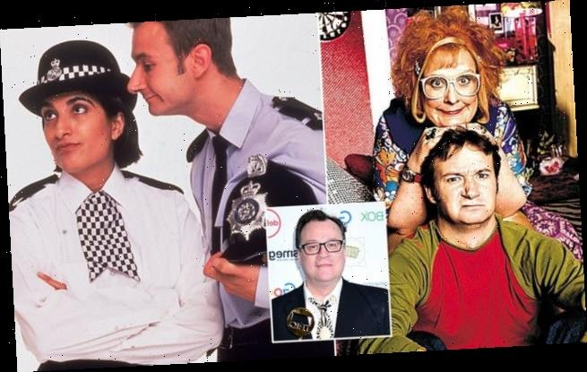 James Dreyfus insists straight actors CAN play gay characters