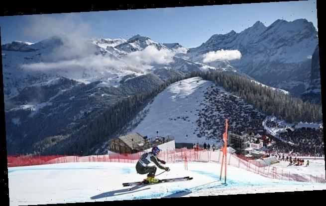 British tourist is blamed for Covid-19 outbreak in Swiss ski resort