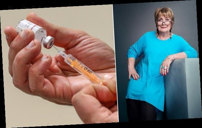 JENNI MURRAY: The real reason my neighbours aren't having the vaccine