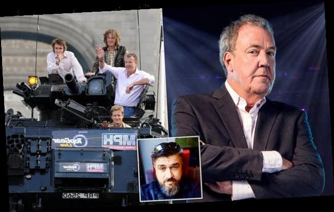 TALK OF THE TOWN: Jeremy Clarkson's £21million in online losses