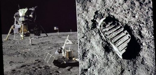 Neil Armstrong's boot print on the moon are now protected by US law