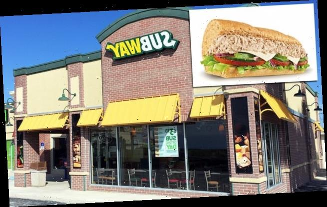 Subway is SUED after tuna salad is 'revealed to be anything but tuna'