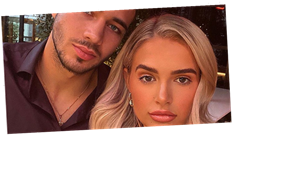 Tommy Fury surprises Molly-Mae Hague with very romantic date night with rose petals and candles galore