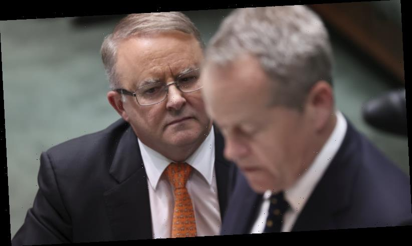 Shorten takes a swipe at Albanese's 'tiny' policy agenda