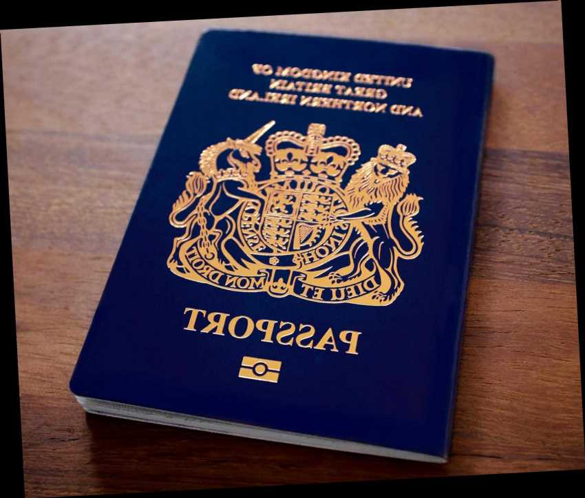 The UK passport is MORE powerful after Brexit – it now ranks alongside US (but German and French ones are better)