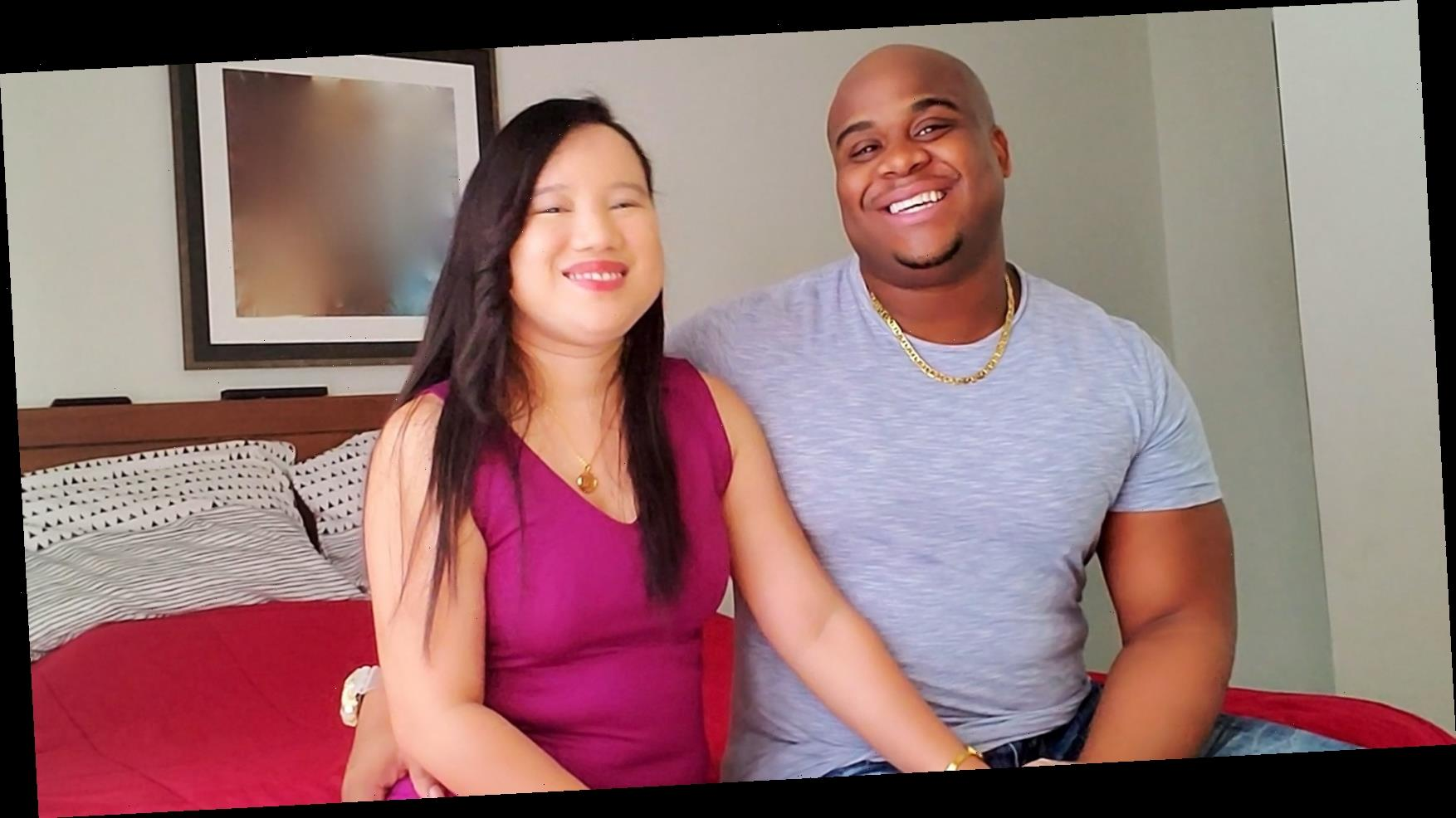 90 Day Fiance's Dean Is Expecting Baby Boy With Pregnant GF Rigin