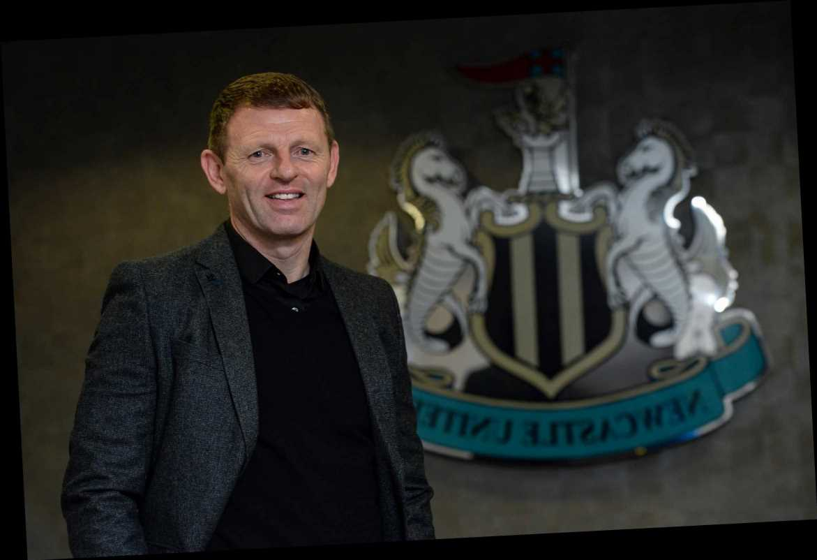 Desperate Steve Bruce adds Graeme Jones to Newcastle staff as Toon pay £250,000 to Bournemouth for coach