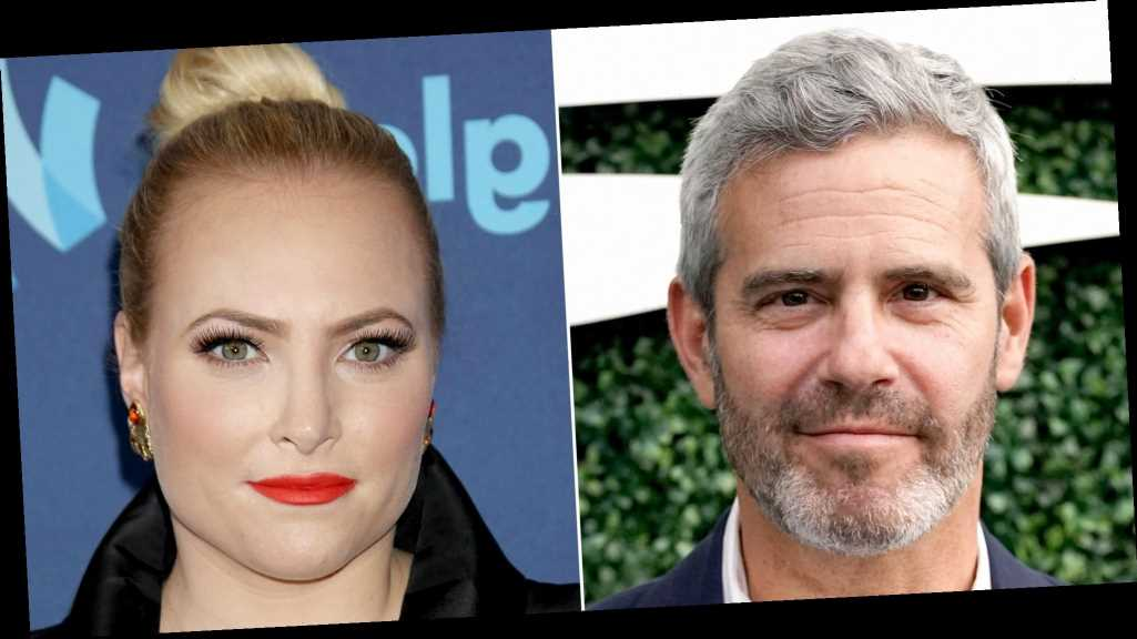 Andy Cohen Responds to Meghan McCain (and More!) Wanting to Cancel 'RHOC'
