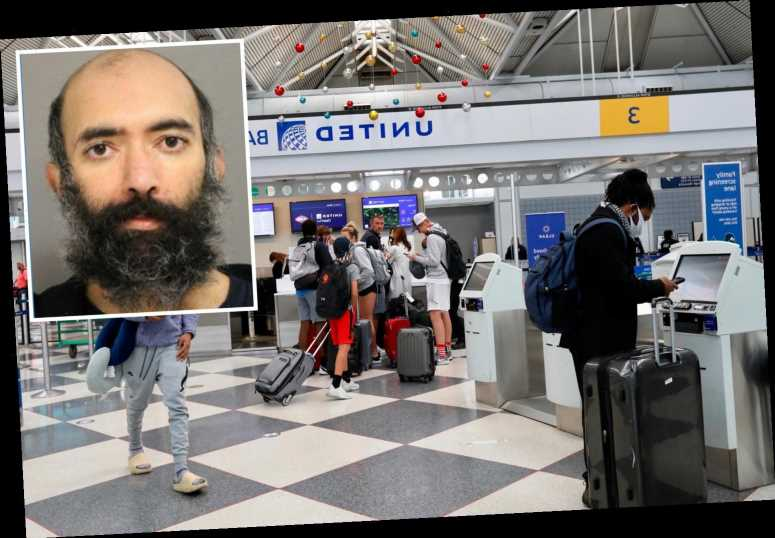 This man allegedly lived in an airport for 3 months – like a real life Tom Hanks movie