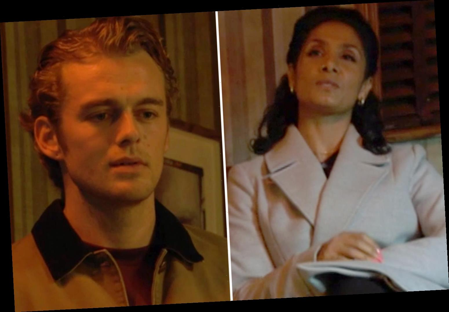 EastEnders shock as Suki Panesar seduces Peter Beale with X-rated sex act offer