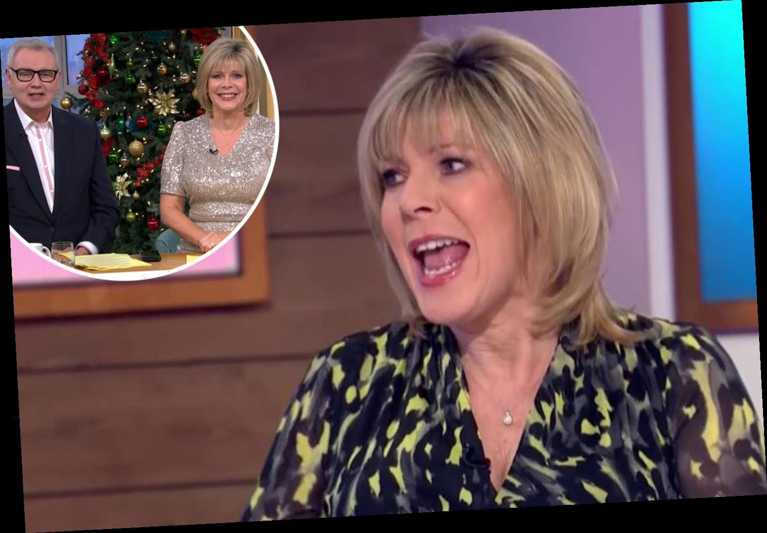 Ruth Langsford makes emotional return to Loose Women after This Morning axe saying 'people thought I'd left'