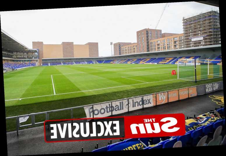 AFC Wimbledon set to turn new Plough Lane stadium into coronavirus vaccine centre to help UK rollout