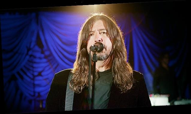 Dave Grohl & Foo Fighters Slay Performance Of 'Times Like These' At Celebrating America Concert — Watch